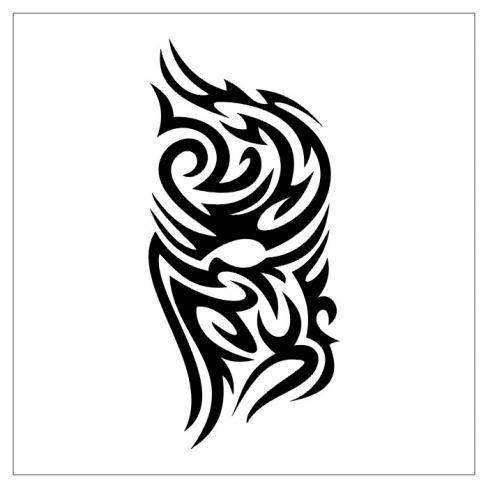 Tatuaże Wzory Czarne Tatuaże Szkice I Wzory